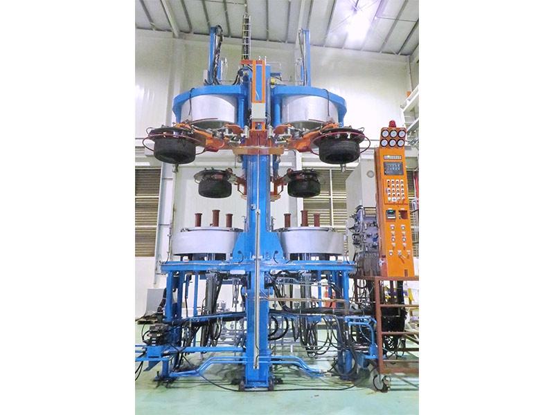 液壓硫化機